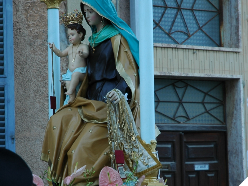 Festa della Madonna del Carmine - 16 Luglio