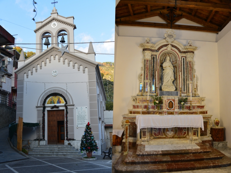 EXCURSION to the Sanctuary of Santa Maria di Mallamace