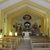 Condofuri - Amendolea - Santuario Maria SS. Annunziata - Interno - Foto Enzo Galluccio