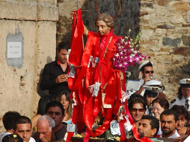 Festa di San Giovanni Battista - 29 Agosto