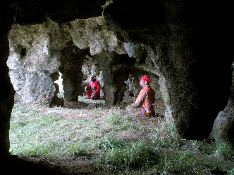 EXCURSION: Lamia's Cave
