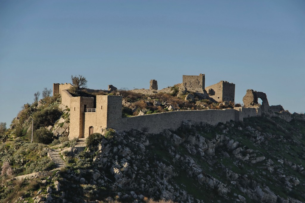Castle of Santo Niceto