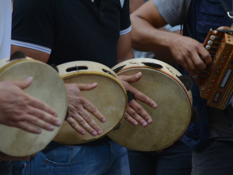 Musical Instruments of Greek Calabria