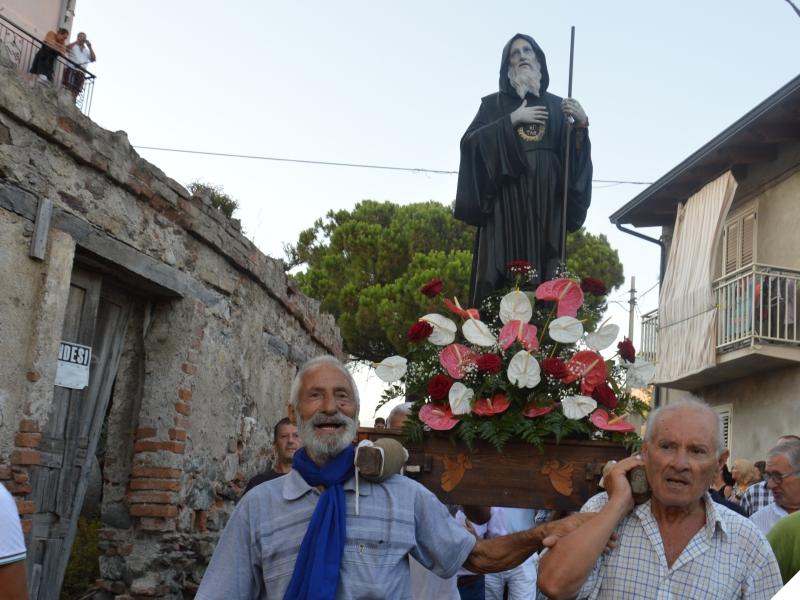 Festa di San Francesco - 7 Agosto