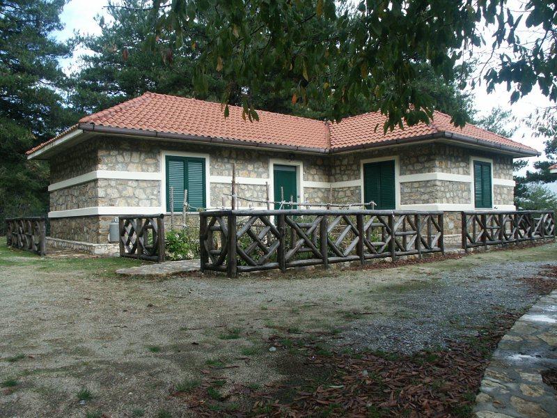 Roccaforte del Greco - Caselli Forestali - Cropanè 5 (Enzo Galluccio)