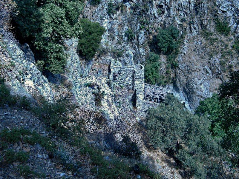 Mulino Lonzio del Borgo di Roghudi
