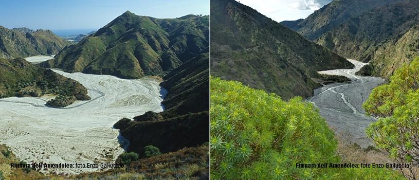 Slide N. 13 - Natura - Fiumare - Amendolea