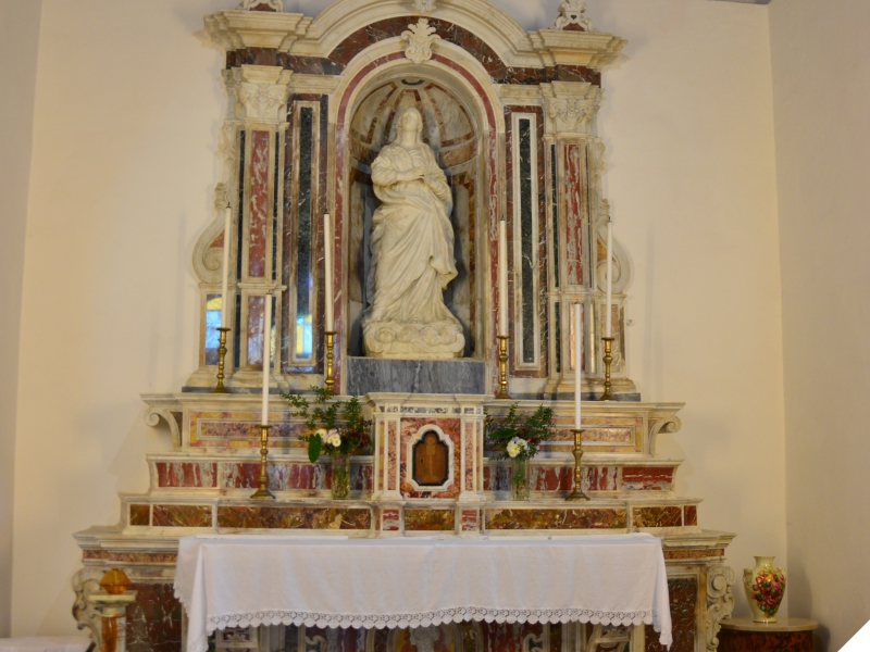 Sanctuary of  S. Maria Assunta