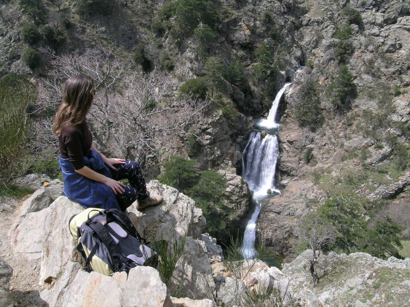 EXCURSION to the Amendolea Falls