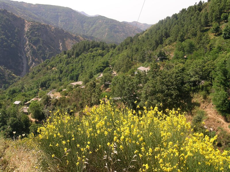 EXCURSION to the Melito River's Upper Valley