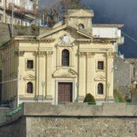 Roccaforte del Greco -Chiesa dello Spirito Santo - Foto Enzo Galluccio
