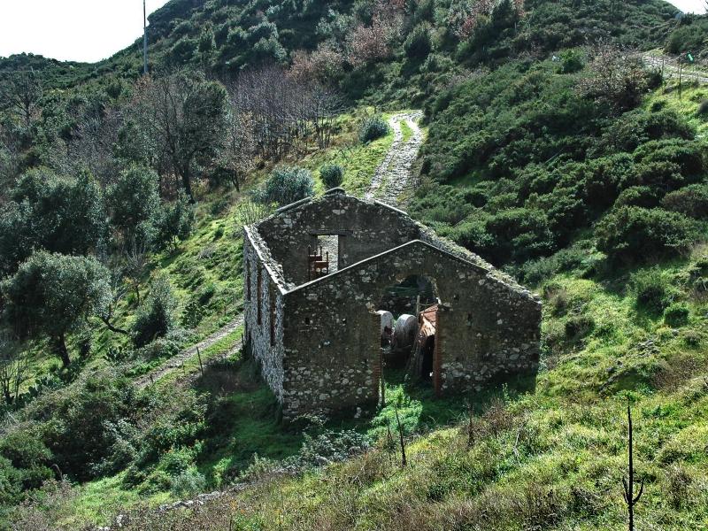Frantoio nel Borgo di Pietrapennata