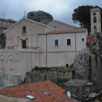Bova - Cattedrale normanna - Esterno - Foto Enzo Galluccio