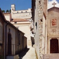 Bova - Santuario San Leo-Collage 1