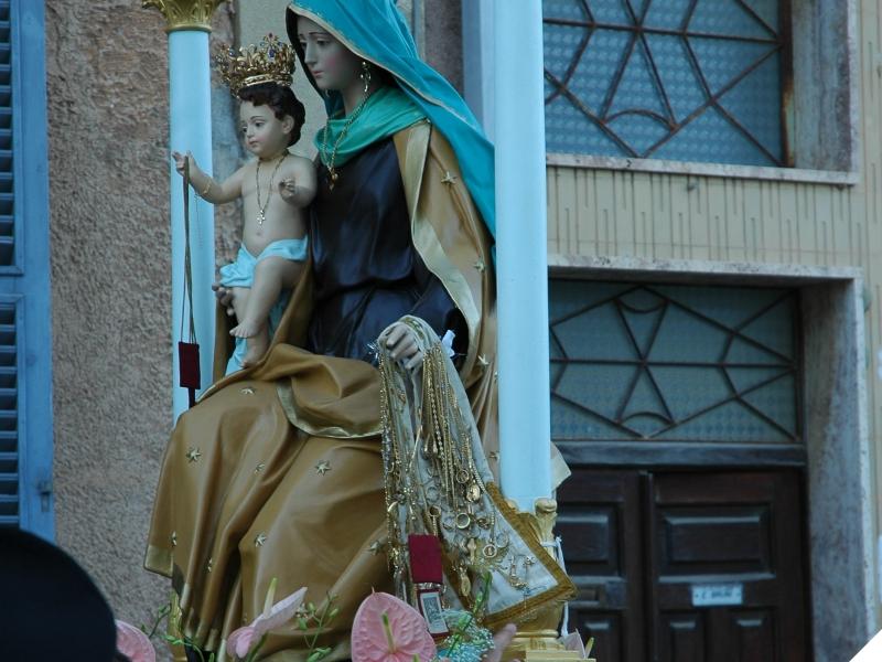 Brancaleone - Festa Madonna del Carmine 5 (Enzo Galluccio)