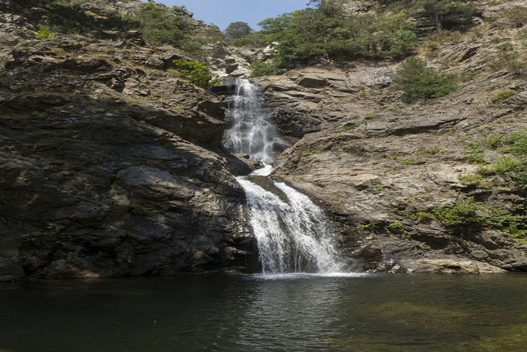 Maesano Falls