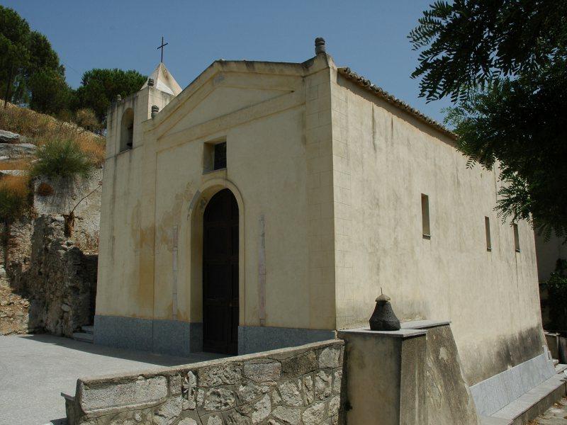 Church of Maria SS. del Leandro