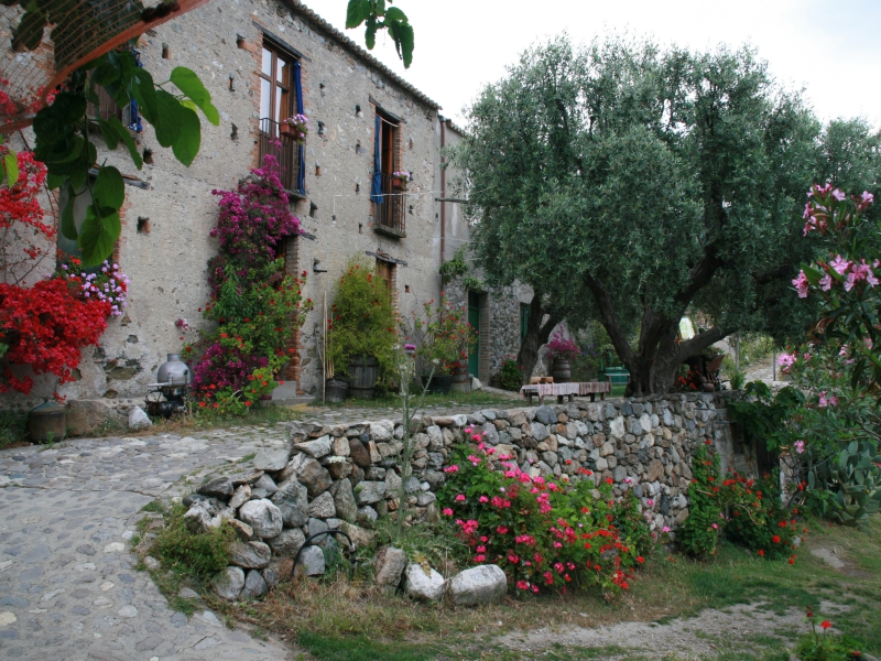 The Il Bergamotto farmhouse accomodation