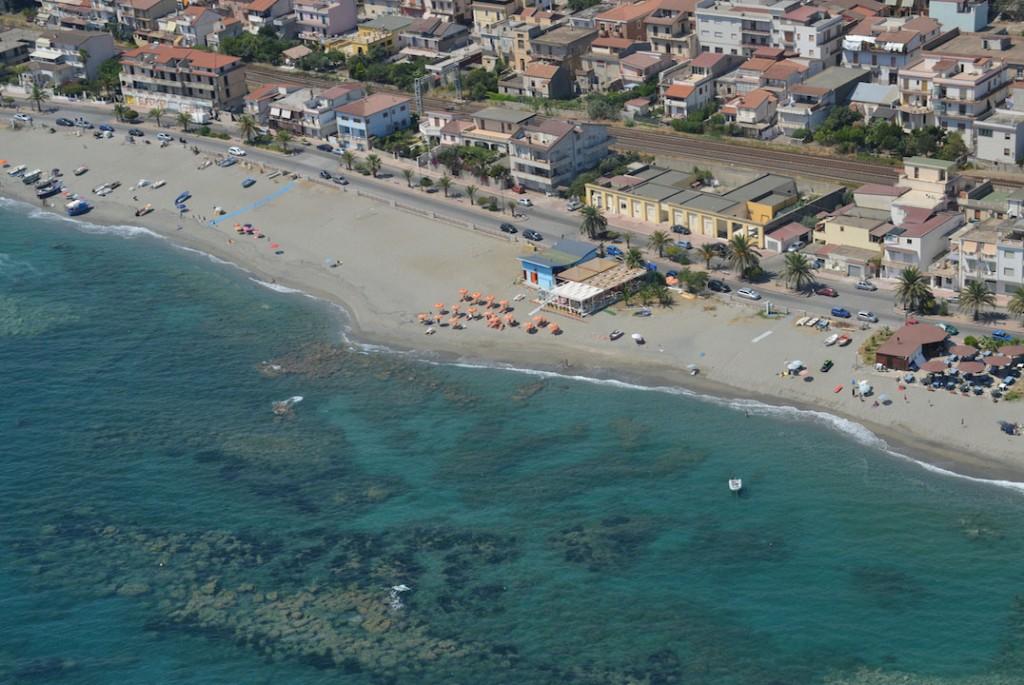 Spiaggia di Brancaleone Marina