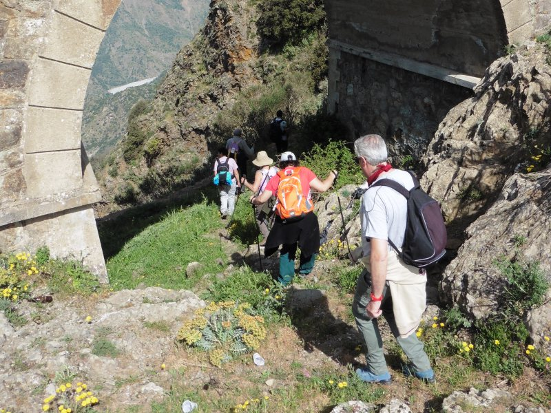 EXCURSION from Bova to Monte Grosso